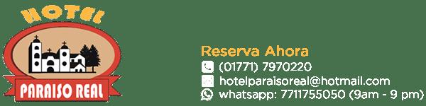 Hotel Paraiso Real, Real del Monte Pueblo Mágico.
